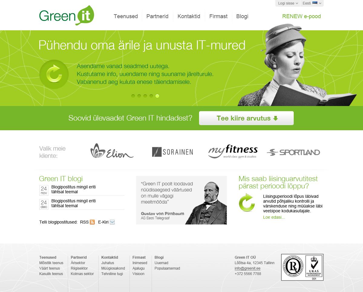greenit.avaleht-portfolio